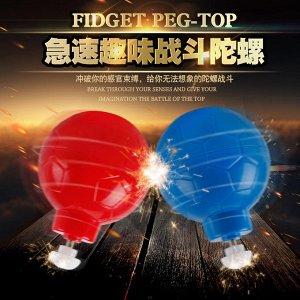 Новинка fidget peg-top