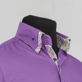 """Мужская рубашка с двойным воротником """"INDUMENTO"""""""