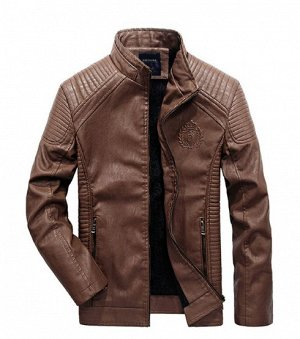 Куртка мужская, цвет коричневый