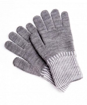 Перчатки детские Чудо-Кроха - ЯРКО-РОЗОВЫЕ