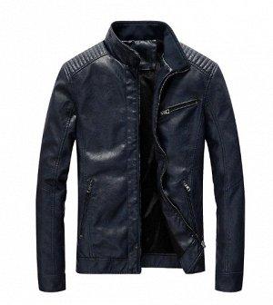 Куртка мужская, цвет синий