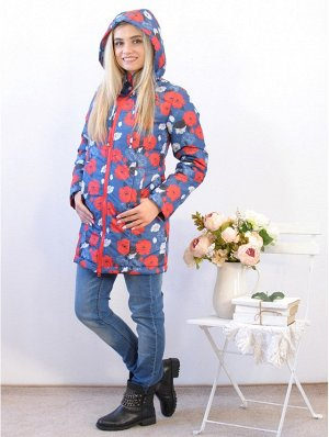 Демисезонная куртка 2 в 1 для беременных мамочек