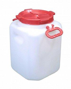 Канистра Канистра 40,0 л [БОЧКА]. Размеры изделия: Д / Ш / В 300 / 300 / 540 мм. Канистра изготовлена из прочного пищевого пластика и предназначена для транспортировки и хранения пищевых жидкостей. Из
