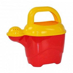 Лейка Лейка  0,5л [МИНИ] детская.Детская лейка «Мини» станет любимой игрушкой вашего малыша. Он сможет поливать комнатные растения в доме, маленькие грядки на даче, или просто играть в песочнице. Во в