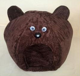 Домик для животных «Медведь»