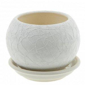 Керамическая ваза , обьем на 400 мл