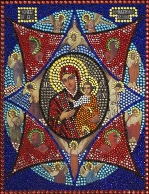 """Вышивка-38! *Новинки* *любимое хобби*! — """"Алмазная мозаика"""" (стразы). """"Преобрана"""" — Мозаики и фреска"""