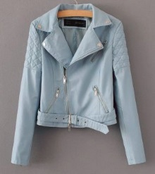 Куртка-косуха Цвет: СИНИЙ