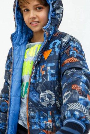 Куртка детская для мальчиков Holborn набивка