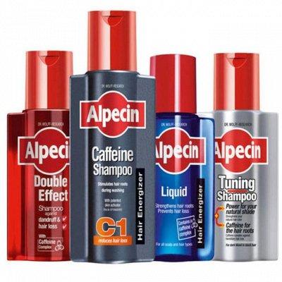 Всё для волос. Косметика, фены, расчески и мн. другое!  — ALPECIN (Серия для мужчин) — Восстановление и увлажнение