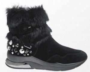 Великолепные коротенькие ботинки на осень. Италия. Дешевле СП. Возможна отправка в другой город.