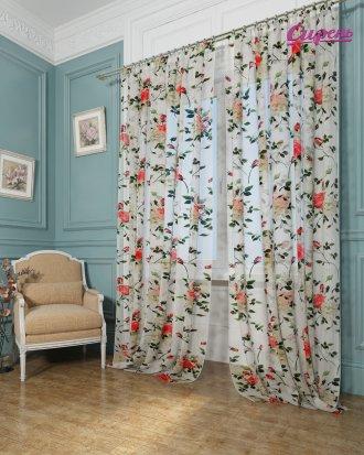 Сирень. Фотошторы и текстиль для дома!  Шторы от 1580 руб!   — Тюль цветной.   — Тюль