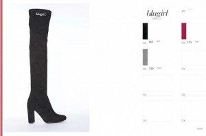 Стильные осенние сапоги из итальянской закупки Blu giri