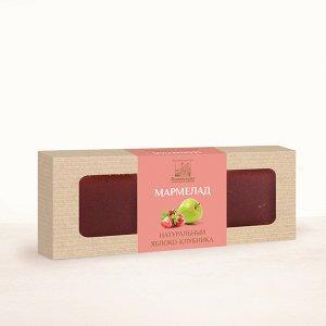Мармелад пластовый яблоко-клубника 🌀