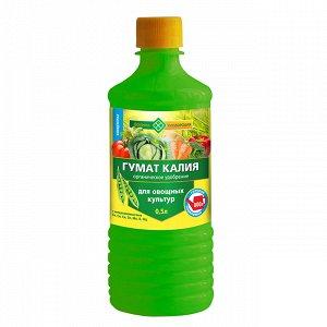 Florizel - Гумат Калия овощной, 0,5л