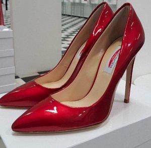 Шикарные итальянские туфли