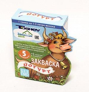 Toshev Йогурт
