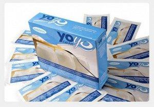 """YoyoCasa Пакетик 3г В основе закваски """"YoyoCasa"""" пробиотик Bifidobacterium breve. Bifidobacterium breve играет важную роль в работе желудочно-кишечного тракта человека. Расстройства пищеварения могут"""