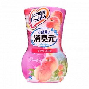 """""""Oheyano Shoshugen"""" Жидкий дезодорант  для комнаты с ароматом персика 400 мл"""
