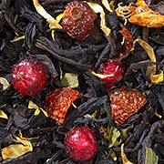 Черный чай  Виталити Леди гениальность