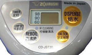 Термопот zojirushi cd-jst30 3 литра