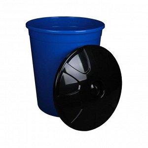 Бак 225,0л Бак 225,0л универсальный с крышкой СИНИЙ. Размеры изделия: Д / Ш / В 705/ 705 / 880 мм. Бак универсальный с крышкой, изготовлен из безопасного пластика,не имеет токсичного запаха, пригоден