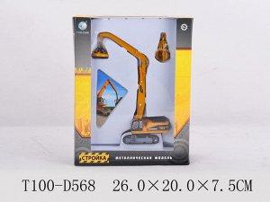 Автомобиль строительной техники Т100-D568 625010
