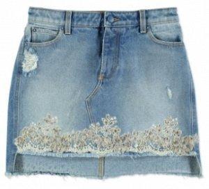 Джинсовая юбка Эрмано