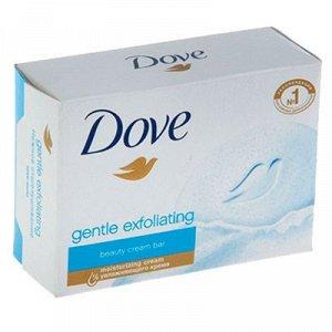 Dove Крем-мыло Нежное отшелушивание 100 г