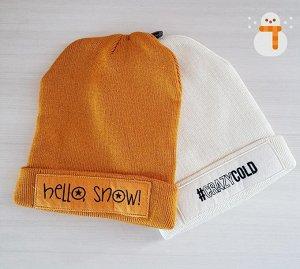 Комплект шапочек для девочки - подростка