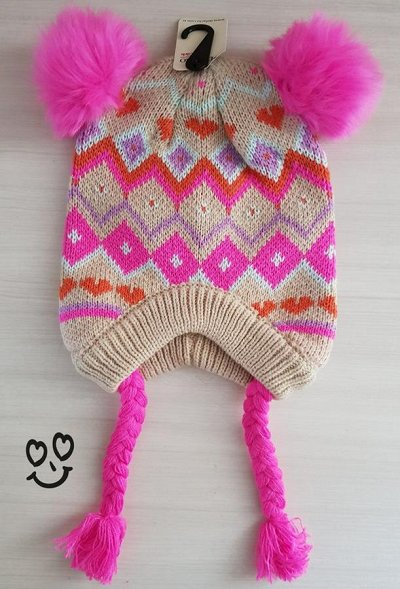 DEFACTO - 💃🏻толстовки, свитеры,джемпер, рубашки, футболки🕺🏻 — Шапочки детские и подростковые — Головные уборы