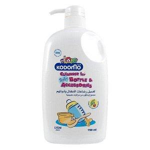 """LION """"Кодомо"""" Жидкость для мытья бутылок и сосок (0+) 750мл Таиланд"""