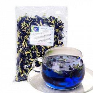 Синий чай Butterfly pea tea (Blue tea) 50 гр