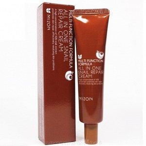 Крем для лица Mizon All In One Snail Repair Cream (туба), 35 ml