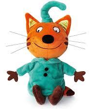Мягкая игрушка котенок Компот