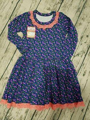 Платье Ткань: интерлок-пенье