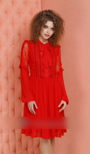 Красивенный платье
