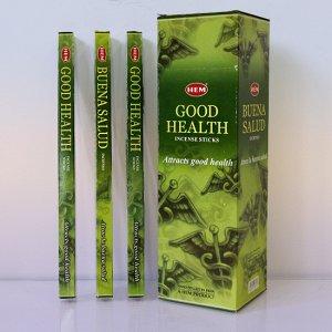 Благовония HEM, четырёхгранники Good Health