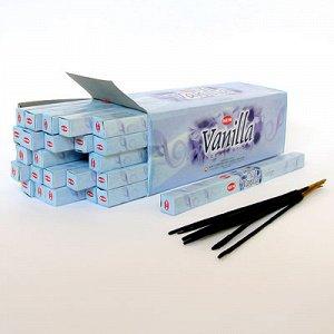 Благовония HEM, четырехгранники, Vanilla (Ваниль)