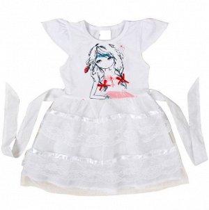 Платье, NOVA, на рост 116-122см