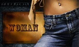 Джинсовая одежда — Женские джинсы и брюки — Джинсы