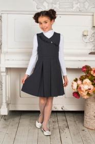 Школьная форма- сарафаны, костюмы, жакеты, платья_10 — в наличии, сдам на выдачу после оплаты — Одежда для девочек