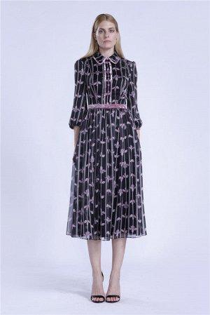 прекрасное платье, марка многим известна