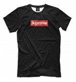 Мужская футболка   Supreme, Коллекция Supreme