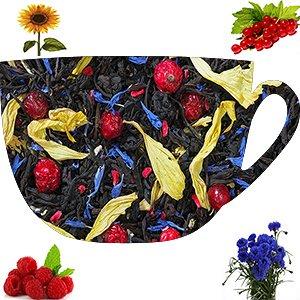 Чёрный чай Граф Румянцев