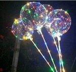 Светодиодный шарик с огоньками