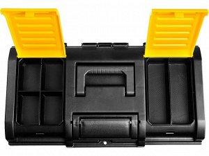 """Ящик для инструмента """"TOOLBOX-19"""" пластиковый"""