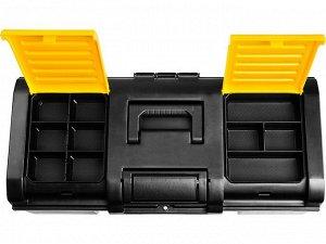 """Ящик для инструмента """"TOOLBOX-24"""" пластиковый"""