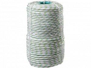 Фал плетёный капроновый СИБИН 16-прядный с капроновым сердечником
