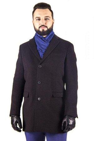 Пальто Модель: М9,Цвет: коричневый,Фактура: узор,Состав: шерсть-75%, вискоза-15%, полиэстер-10%,Артикул: 10504-М9